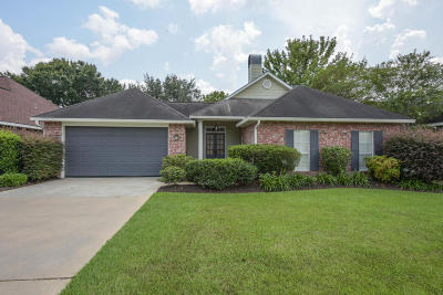 Scott Single Family Home Active/Contingent: 209 Olive Vista Drive