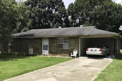 Ville Platte Single Family Home For Sale: 217 Leone Street
