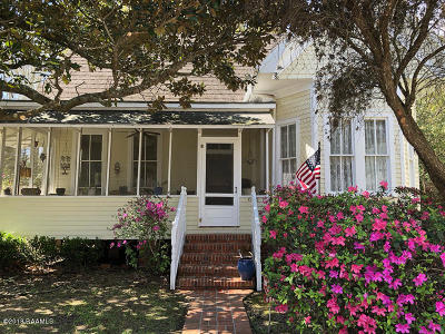 Abbeville Single Family Home For Sale: 606 S Jefferson Street