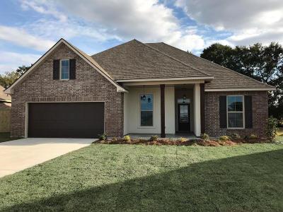 Sugar Ridge Single Family Home For Sale: 424 Berg Court