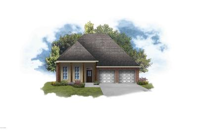 Maurice Single Family Home For Sale: 137 Michael John Drive