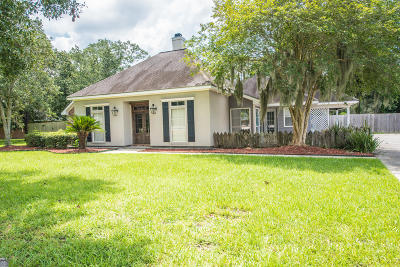 Abbeville Single Family Home For Sale: 715 Perry Drive