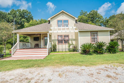 Erath Single Family Home For Sale: 10669 McFrederick Private Road