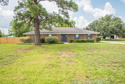 Duson Single Family Home For Sale: 2512 Ridge Road