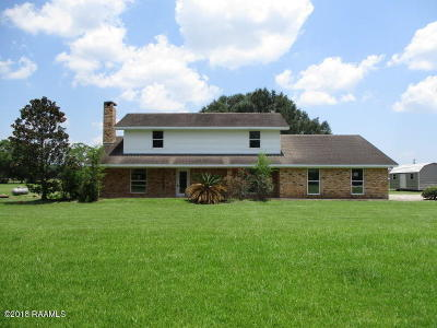 Abbeville Single Family Home For Sale: 15537 S Salmon Road
