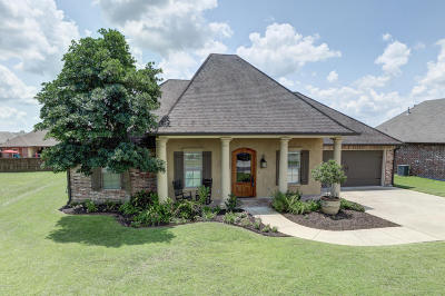 New Iberia Single Family Home For Sale: 3316 Chuggie Lane