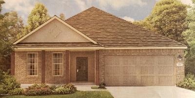 Lafayette Single Family Home For Sale: 129 Rue Viansa