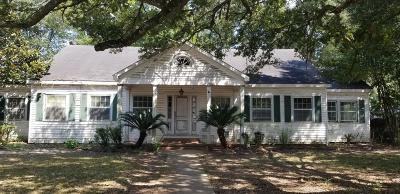 Ville Platte Single Family Home For Sale: 703 High School Drive