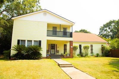 Ville Platte Single Family Home For Sale: 513 W Jackson Street