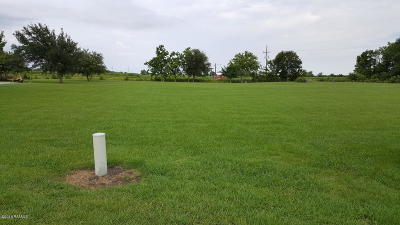 Iberia Parish Residential Lots & Land For Sale: Candleglow Drive