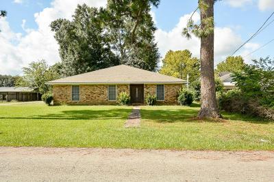 Abbeville Single Family Home For Sale: 518 E Magnolia