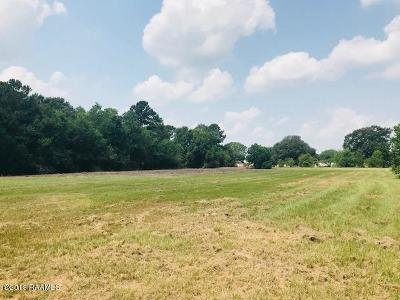 St Landry Parish Residential Lots & Land For Sale: Tbd W Ash Avenue