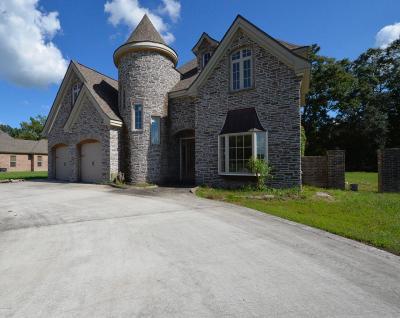 Arnaudville Single Family Home For Sale: 1087 Sandy Lane