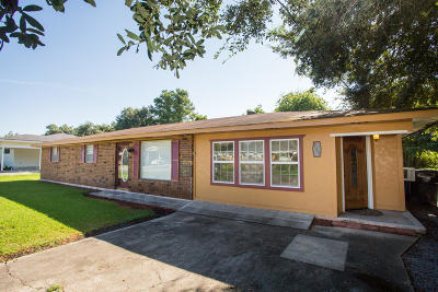 New Iberia Single Family Home For Sale: 717 Beverly Street