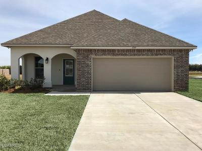 Sugar Ridge Single Family Home For Sale: 205 Hutton Lane