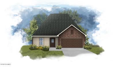 Maurice Single Family Home For Sale: 147 Michael John Drive