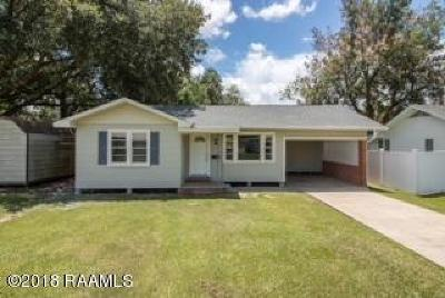 Abbeville Single Family Home For Sale: 605 Old Kaplan Hwy