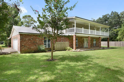 Carencro Single Family Home For Sale: 315 Vatican Road