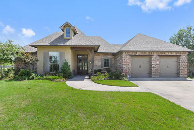 Youngsville Single Family Home For Sale: 100 Fountain View Drive