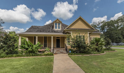 Abbeville Single Family Home For Sale: 509 Fairview Street
