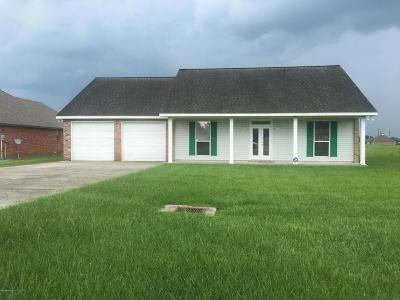 Abbeville Single Family Home For Sale: 1613 Wildcat Drive