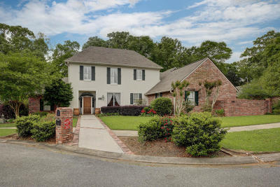 Lafayette Single Family Home For Sale: 203 Camberly Circle