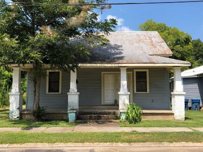 Lafayette Single Family Home For Sale: 510 S Bienville Street