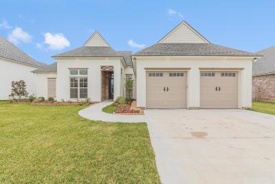 Lafayette Single Family Home For Sale: 110 Bancroft Drive