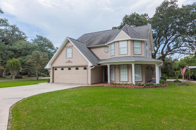 New Iberia Single Family Home For Sale: 4400 Northside Road