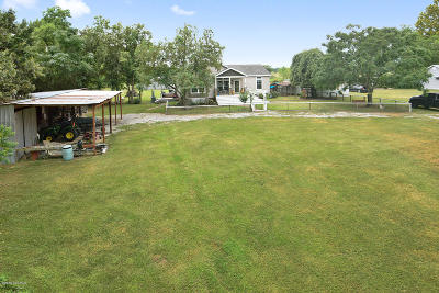 Ville Platte Single Family Home For Sale: 234 Te Bonnet Road