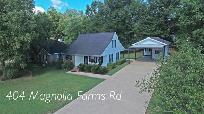 Carencro Single Family Home For Sale: 404 Magnolia Farms Road
