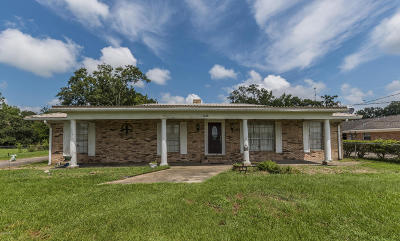 Franklin Single Family Home For Sale: 4460 Irish Bend Road