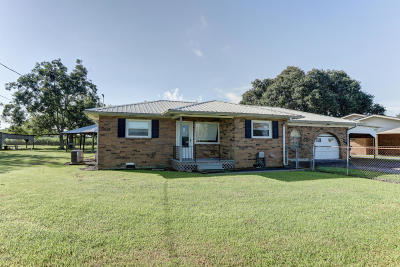New Iberia Single Family Home For Sale: 3103 Avery Island Road