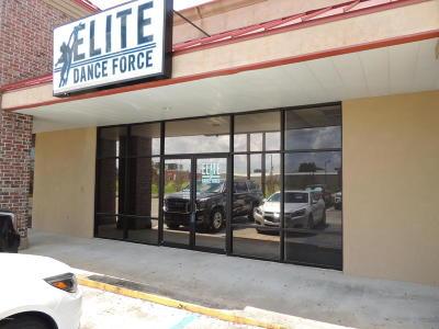 Lafayette Parish Commercial Lease For Lease: 810 S St. Blaise Lane #D