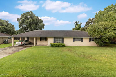 Lafayette Single Family Home For Sale: 408 Harrell Drive