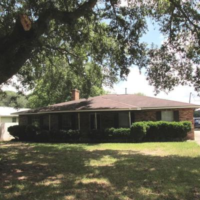 Eunice Single Family Home For Sale: 320 S Vivian Avenue