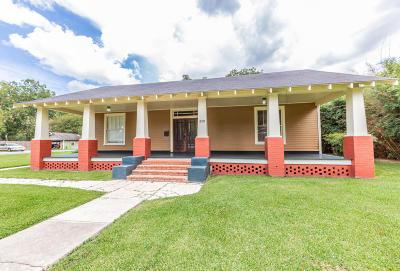 Breaux Bridge Single Family Home For Sale: 428 Berard Street