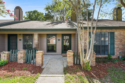Broussard Single Family Home For Sale: 437 Mary Street