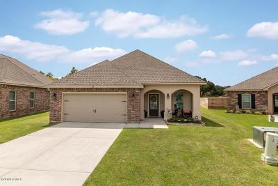 Youngsville Single Family Home For Sale: 129 Gray Birch Loop