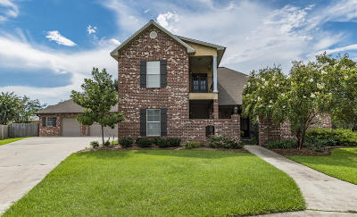 Lafayette Single Family Home For Sale: 508 Santa Anita Drive