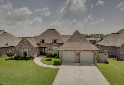 Scott Single Family Home For Sale: 111 Thomas Oak Lane