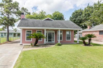 Scott Single Family Home For Sale: 939 Delhomme Avenue