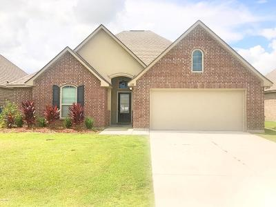 Youngsville Rental For Rent: 132 Teal Hollow Drive