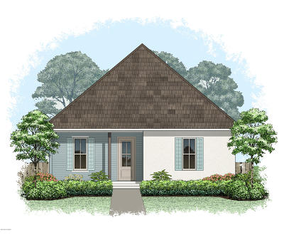 Laurel Grove Single Family Home For Sale: 108 Long Cay Drive