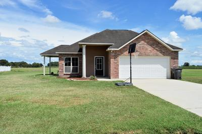 Vermilion Parish Single Family Home For Sale: 9015 Red Rose Lane