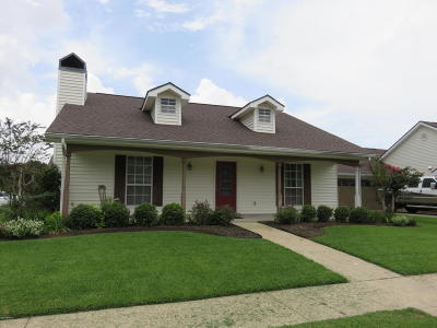Youngsville Single Family Home For Sale: 401 Wallingsford Circle