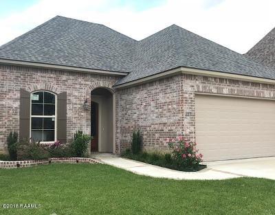 Lafayette Single Family Home For Sale: 127 Kellogg Avenue