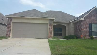 Carencro Single Family Home For Sale: 205 Northpointe Drive