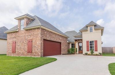 Lafayette Single Family Home For Sale: 212 Capstone Crossing