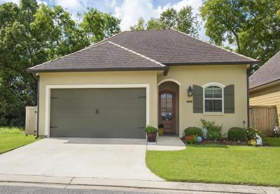 Single Family Home For Sale: 110 Ebbtide Lane